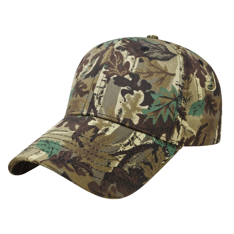 Leaf Pattern Cap