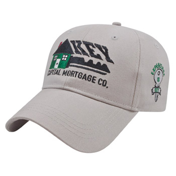 Lightweight Low Profile Cap