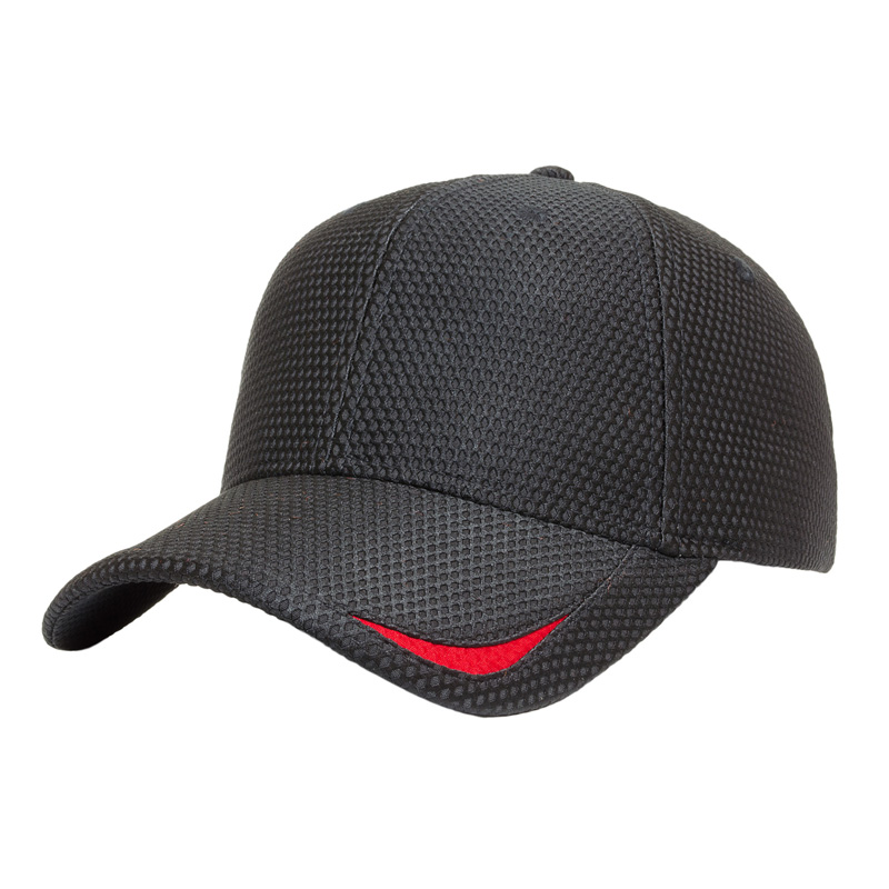 Textured Polyester Mesh Cap