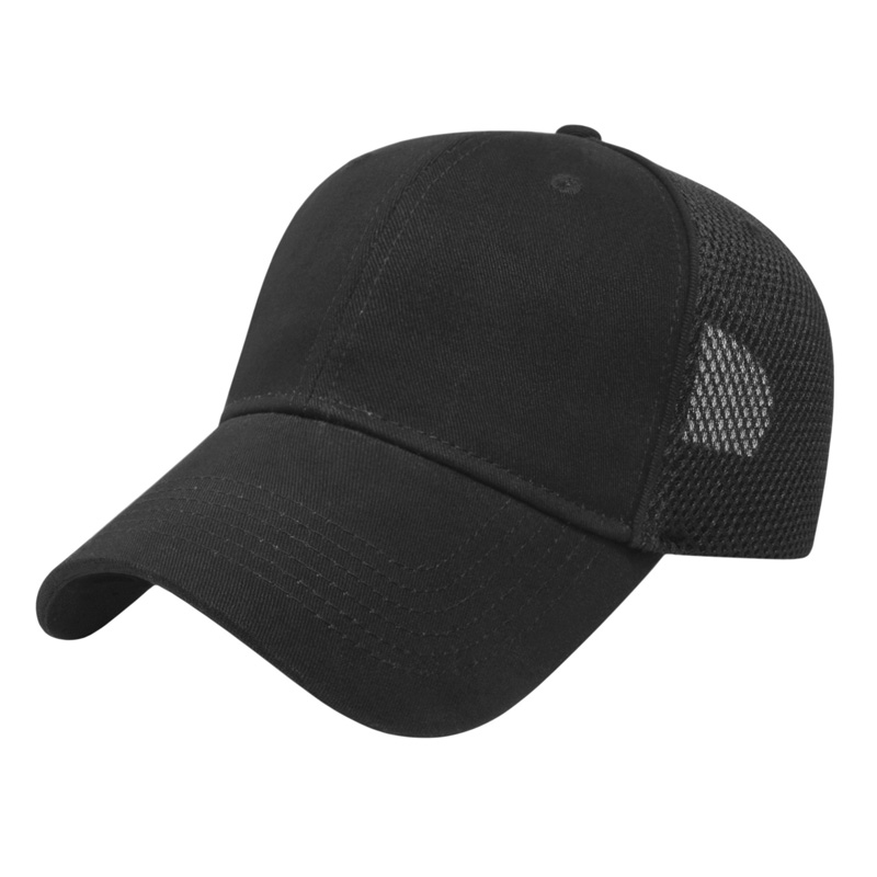 Double Layer Mesh Cap with Piping