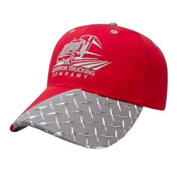 Tread Plate Cap Structured